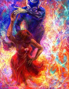 Day 7: Slow Dancing Because It's all coming back to me now *whirls in a semblance of a waterbending dance* Which song do you hear them dancing to? Suggest your tunes! (Those melodies already sugges...