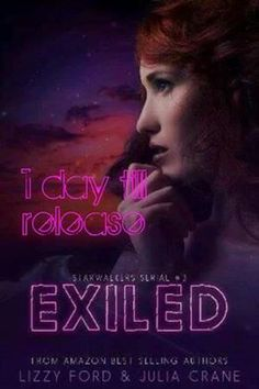 One More Day for Exile's Release!!! Don't forget to add to your TBR list! https://www.facebook.com/juliacraneauthor/photos/a.209270482467271.51547.172164172844569/707174756010172/?type=1&stream_ref=10,,https://www.goodreads.com/book/show/20948287-exiled?from_search=true