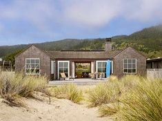 Stinson Beach House - Beach Style - Exterior - san francisco - by Butler Armsden Architects