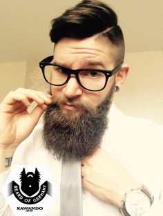Beard of Germany Gewinner Januar 2015