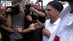 Óscar López Rivera vuelve al pueblo que le vio nacer