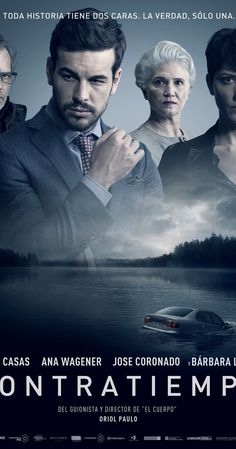 My rating: 8.0 Directed by Oriol Paulo.  With Mario Casas, Ana Wagener, José Coronado, Bárbara Lennie. A young businessman faces a lawyer trying to prove his innocence by the assassination of his lover.