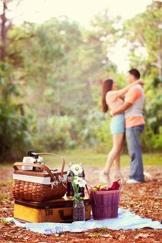 Love <3 vintage picnic