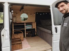 """Mi piace"": 1,150, commenti: 18 - Tom (@mtrwks_tom) su Instagram: ""Took the Van for a tester trip this weekend , alls good so far ... slight extension to the bed but…"""