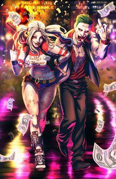 Mad Love by FooRay.deviantart.com on @DeviantArt