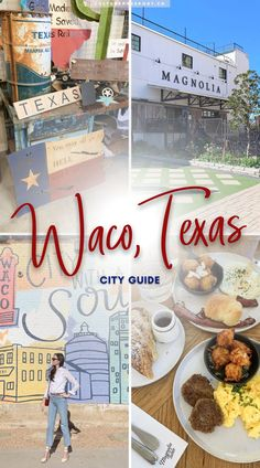 A Quick Guide to Waco, Texas - Travel tips - Travel tour - travel ideas Texas Vacations, Texas Roadtrip, Texas Travel, Road Trip Usa, Texas Getaways, Weekend Getaways, New Orleans, New York, Usa Travel Guide