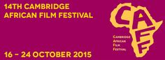 AFRICAN WOMEN IN CINEMA BLOG: Experiments with love: young South African women filmmakers - Cambridge African Film Festival (CAFF) UK, 16- 24 October 2015