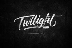 Twilight Script by Get Studio on @creativemarket