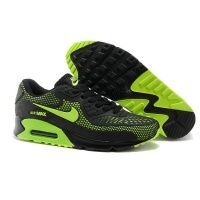 outlet store 1dc46 a0c46 Buy Mens Nike Air Max 90 KPU Black Fluorescent Green Shoes 20 from Reliable  Mens Nike Air Max 90 KPU Black Fluorescent Green Shoes 20 suppliers.