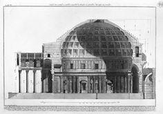 Piranesi Panteon Roma