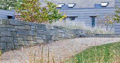 STEPHEN STIMSON ASSOCIATES | CHILMARK RESIDENCE - nice wall