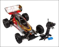 Red Wall Lizard Offroad RTR Electric RC Buggy is 57% off! #dailydeal