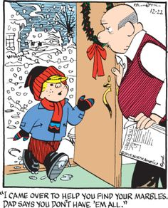 Dennis The Menace  (Dec/22/2015)
