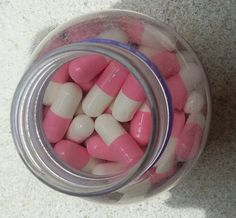 Why can't all pills be this colourful ??
