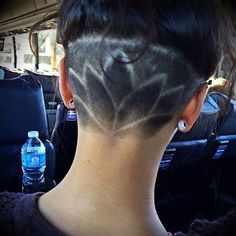 http://natural-hairs.com/57-most-attractive-short-hairstyles-that-drive-men-crazy-loco/ Would YOU??? Undercut hairstyles for women with long, medium & short tops, styles for growing out curls, hidden nape side cuts & shaved bobs with funky designs. Braided & bangs with haircut tutorials. Cute hair with sexy hair colors, wavy haircuts.