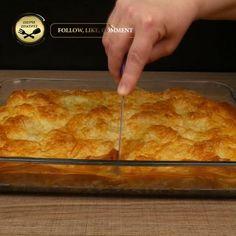 Pastry Recipes, Cookbook Recipes, Snack Recipes, Cooking Recipes, Greek Desserts, Greek Recipes, Tasty Videos, Food Videos, Macedonian Food
