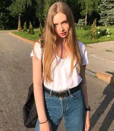 crossdresser in jeans
