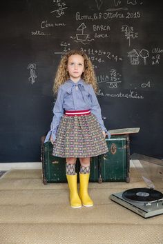 Stella Jean Kids: curiosity is the fire of soul * Stella Jean Fall Winter 2015 Collection