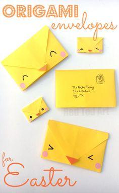 Origami Envelope Chi