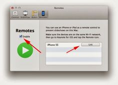 Online tech-support solutions- By- Techvedic: How to use Keynote to control...Keynote on iOS, Mac