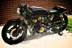Custom Honda CB900 by Chappell Customs