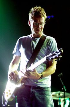 Stone Gossard - Pearl Jam, Mother Love Bone, Temple Of The Dog, Brad, Green River