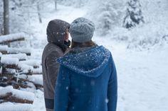 Im Schnee mit Loden. Turtle Neck, Sweaters, Fashion, Snow, Moda, La Mode, Sweater, Fasion