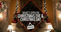 if youre looking for restaurants or bars open on christmas eve or christmas day - Are Bars Open On Christmas Eve