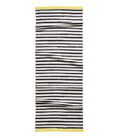 H&M Baumwollteppich #stripes