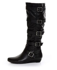 I will someday have a great pair of buckle boots, and I will pretend I am River Tam.