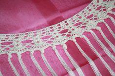 picos de crochet para trajes de flamenca varios colores y modelos
