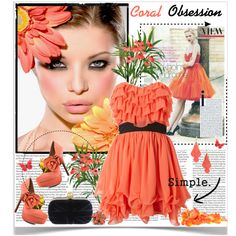 CORAL!!! My new obsession....