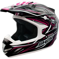 Shox MX-1 Evolver ACU Motocross Helmet  Description: The Shox MX 1 Moto-X Helmets are packed with features…              Specifications include                      Shox Graphic MX Helmet                    ECER 22-05 – Fully road legal in all European countries.                    ACU Gold Approved – Allowing you to...  http://bikesdirect.org.uk/shox-mx-1-evolver-acu-motocross-helmet-9/