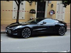Aston Martin One-77. The one the only. Simply exquisite. One day all mine.