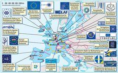 Infoblatt Institutionen der Europäischen Union Institutionen der Europäischen Union auf einen Blick