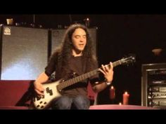 Behind The Player: Mike Inez, bass player for Alice in Chains - Lesson ''A Little Bitter''