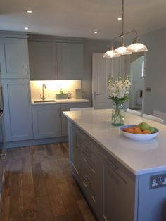 Kitchen. F&B paint