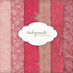Friendly Scrap: New Freebies Backgrounds