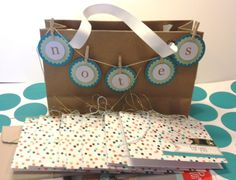 Bag with Sale-a-bration cards