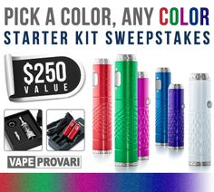 Pick a Color Sweepstakes