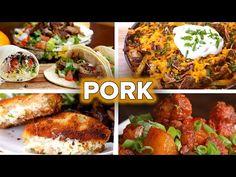 (11) 5 Delicious Pork Recipes - YouTube
