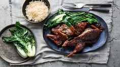 Tastes from Zion: Stephen Darori's Spiced-honey Rasted Duck with ric...