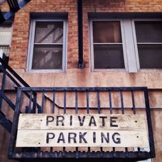 Private Parking, Phoenix, Az 2014 | iPhone Photography by Johnny Kerr