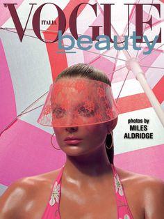 Vogue Italia Beauty - covers - Miles Aldridge - 2b Management