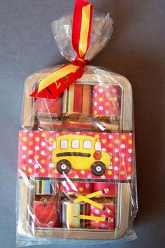 Cute gift for the bus driver