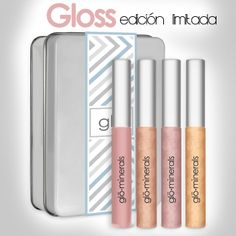 #Gloss #makeup #glominerals