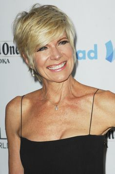 debbie boone hairstyles debby boone attends the songs take a short cut