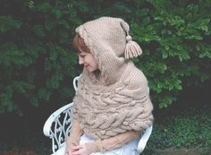 Hat/Scarf.... YES PLEASE!