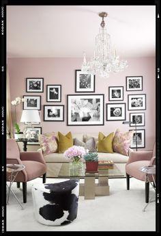 Modern Vintage - Living room inspiration