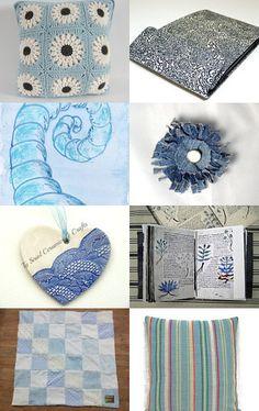 sassalynne featured my textile art